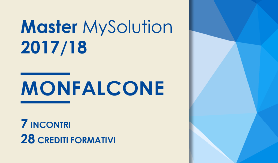 Master MySolution 2017-2018 Monfalcone