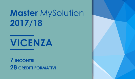 Master MySolution 2017-2018 Vicenza